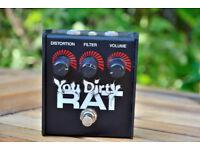 You Dirty Rat Guitar Distortion Pedal