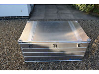 Zarges alu container K470 40580 (1200x800x510mm), almost new, £ 250.00