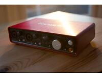 Scarlett 2i4 Audio Interface