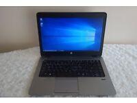 HP EliteBook Laptop 840 14 Inches, 16GB RAM, 500GB HDD and 32GB SSD, Windows 10, Intel i5 2.9GHz