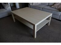 Coffee Table - Large - Beechwood - Great Condition