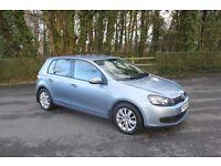 2011 Volkswagen Golf Match 1.6 Tdi (105bhp) Full Volkswagen Service History Only £6950