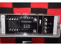 Binson Echorec P.E.603-T Vari-speed ( valve)