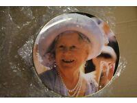 Royalty Plates - Queen Elizabeth
