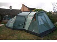 Vango Marista 700 tent + carpet & footprint