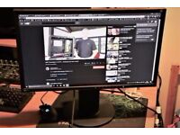EIZO FlexScan EV2336W IPS monitor ( over 2 years warranty left )