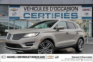 2015 Lincoln MKC AWD (4X4) 2.3L ECOBOOST