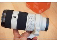 Sony 70‑200mm f4 G OSS FE (SEL70200G)