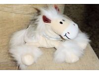 Cuddly Toy, Pip the Pony from Chilli & Friends, 7 inches high, still with Label, Histon