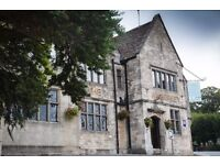 HOUSEKEEPERS NEEDED FOR IMMEDIATE START AT tHE AMBERLEY iNN