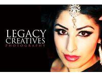 WEDDING PHOTOGRAPHER Starting from £175 + FREE HD WEDDING MOVIE! +++