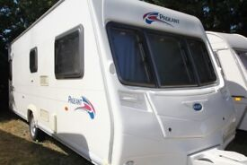 Chester - 2008 Bailey Pageant Burgundy Series 6, Touring Caravan - Brand New Awning- READY TO GO!