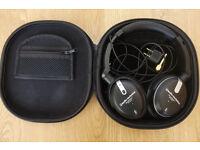 Audio Technica ATH-ANC7 QietPoint Active Noise Cancelling Headphones