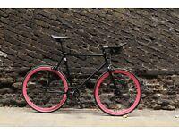 SALE ! GOKU cycles Steel Frame Single speed road bike TRACK bike fixed gear fixie CX14