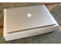 MacBook Pro Retina, 15-inch, Mid 2015 2.5 GHz Intel Core i7