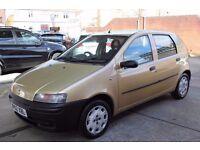 Fiat Punto 1.2 5dr HPI CLEAR