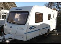 Bailey Ranger 2005 4 Berth Caravan