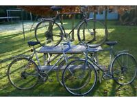 Reynolds Steel 531 Vintage Bikes QTY 3 PARTS RETRO OR RESTORATION Coventry Eagle Sun Raleigh fo