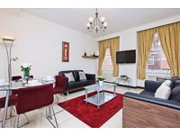 LARGE AND BRIGHT 2 BEDROOM APARTMENT**IN HEART OF MAYFAIR**PORTER IN BUILDING**CALL NOW