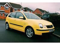 VW POLO 1.4 SE TDi 4 DOOR 2002 LIMITED EDITION
