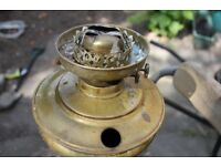 Vintage gas lamp