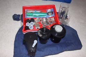 Photographic Developing Equipment Bundle