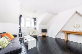 Rodenhurst Road, SW4 - A beautiful one bedroom top floor flat.