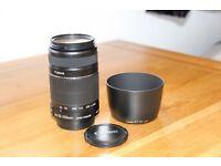 Canon Zoom Lens EF-S 55mm - 250mm F4 - 5.6 IS II