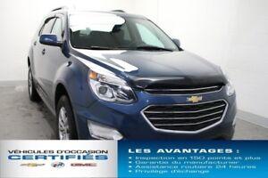 2017 Chevrolet Equinox FWD LT SIÈ.CHAUF DÉM.À.DIST CAM.REC
