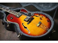 Epiphone Joe Pass Emperor Electric Guitar 1993 with original case