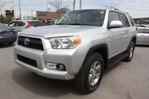 2012 Toyota 4Runner SR5  LEATHER SUNROOF BACKUP CAM