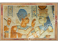 Egypt Pharaoh Wall Decal||Peel & Stick||Removable||High Quality Materials || DIY