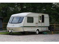 Eldiss 2 berth caravan