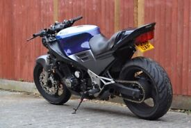 Yamaha FJ1200 customised