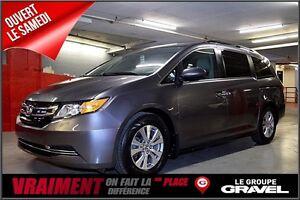 2014 Honda Odyssey EX GROUPE ELECT CAMÉRA DE RECUL COMME NEUVE!