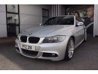 BMW 320d M-Sport Full Service History, MINT condition, MOT