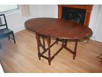 Good quality small dining table