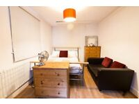 SUPERB DOUBLE ROOM IN BARBICAN - ALL BILLS INCLUDED