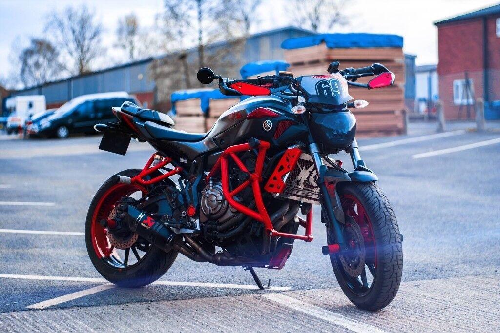 Ninja 650 Stunt Cage