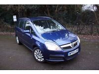 2006 Vauxhall Life 1.9 CDTI - 7 Seat Diesel - Full Service History - New MOT - Excellent Condition