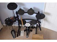 Roland TD-6 Electronic V-Drum Kit Drum Set KD80 with upgrades