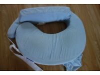 Breastfeeding Nursing Pillow My Brest Friend