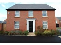 BRAND NEW 4 Bed Detached House To Rent In Glenfield On Rowan Road - Fully Furnished!