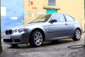 BMW E46, 2004 1.8 PETROL