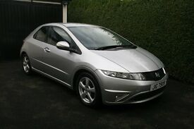 2009 Honda Civic 2.2 Diesel I-CTDI High Spec Model 1 Year MOT Ready to Drive