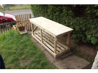 6Ft Heavy duty Work bench and FREE ASSEMBLY