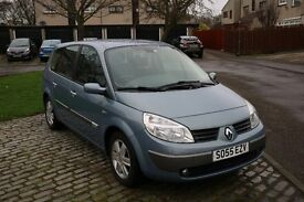 Renault Grand scenic. 1.6 petrol. 7 Seats. Low mileage. Very clean in and out