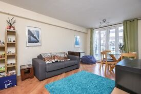 2 bed 2 bath with communal Gym and parking, SW16 £1400