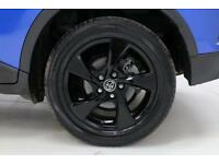 Toyota CHR ICON (blue) 2017-03-30