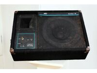 Peavey Eurosys 1M Passive Wedge Stage Monitor